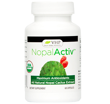 NopalActiv Cactus Extract Capsules