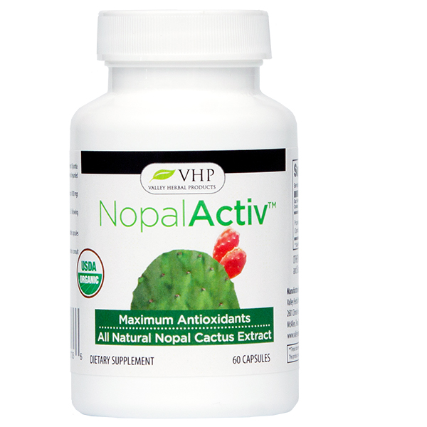 Nopal Cactus Extract