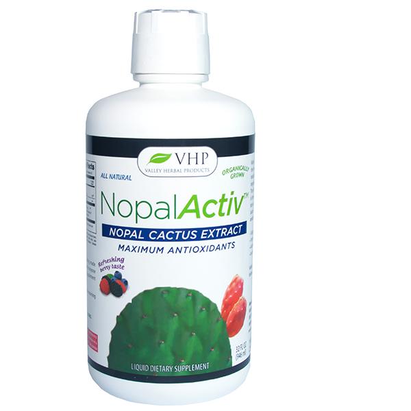 VHP | Nopal Cactus Juice